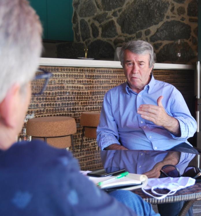 Manuel Faria: fundador do Semanário de Felgueiras
