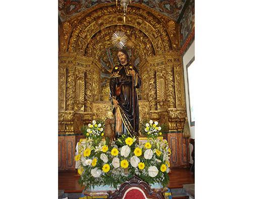 Festas em honra de S. Roque, Refontoura