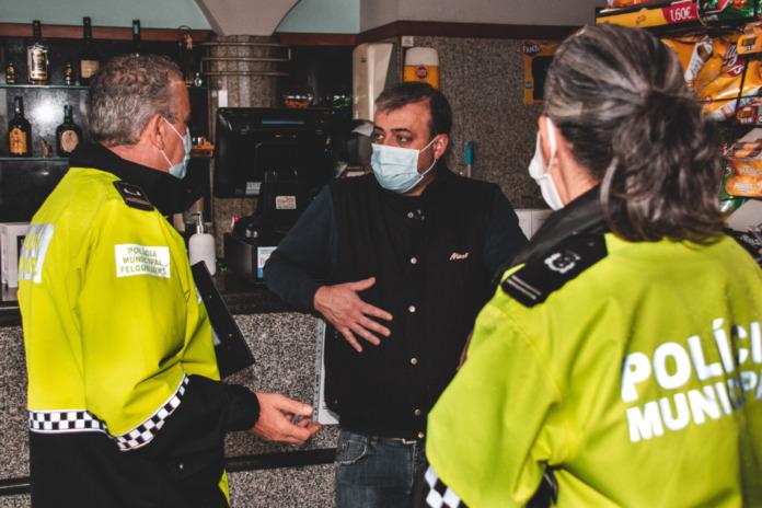 Policia Municipal de Felgueiras