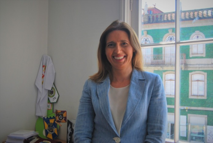 Rosa Maria Pinto, Vereadora da Saúde. Fotografia: Semanário de Felgueiras