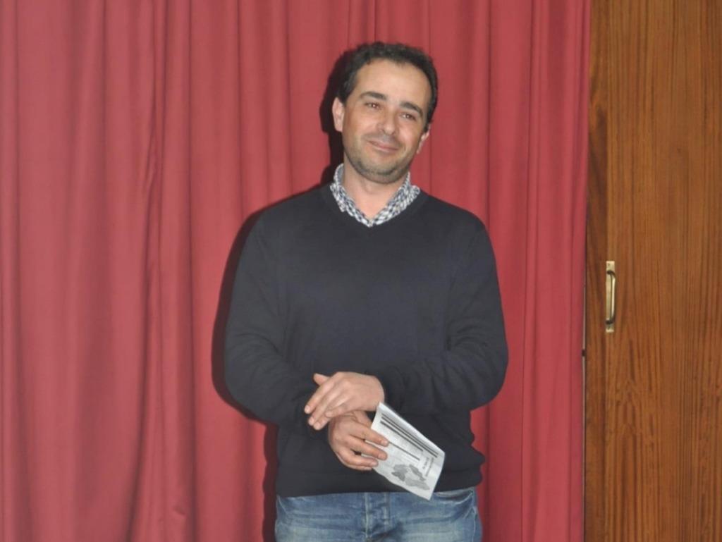 Vítor Vasconcelos, Presidente da Junta de Airães