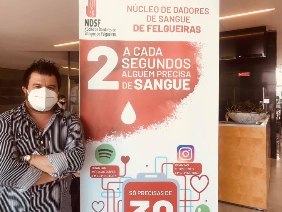 José Sampaio NDSF - Semanário de Felgueiras