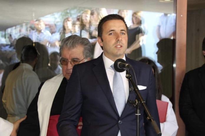 Miguel Faria, Presidente da União de Freguesias de Torrados e Sousa - Semanário de Felgueiras
