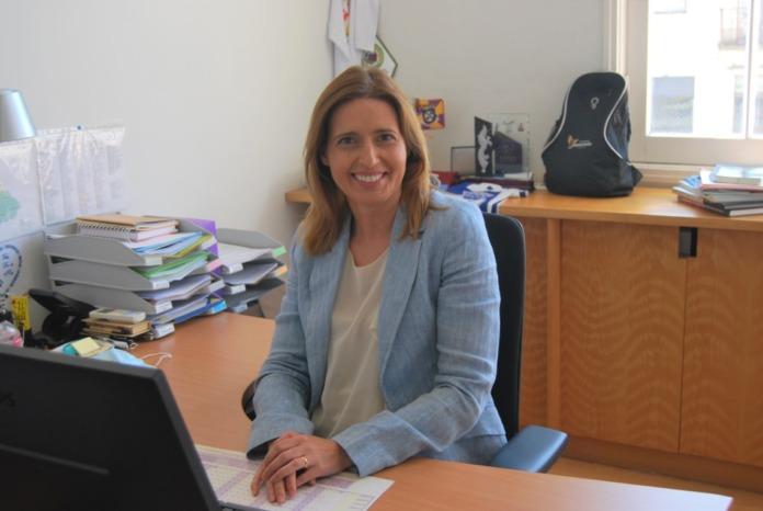 Rosa Maria Pinto, Vereadora da Saúde - img: Semanário de Felgueiras