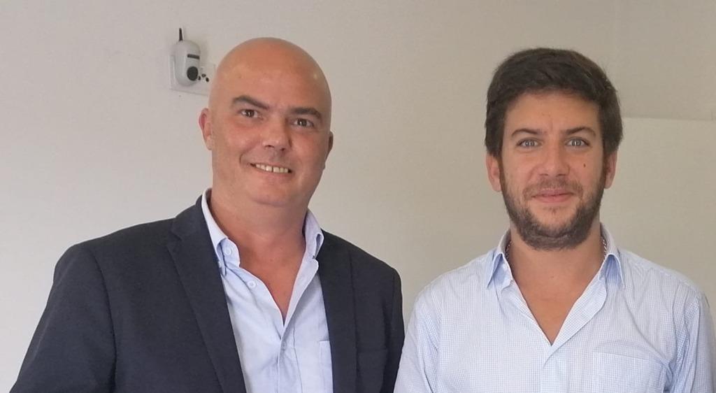 Miguel Vilas-Boas e Francisco Rodrigues dos Santos - Semanário de Felgueiras