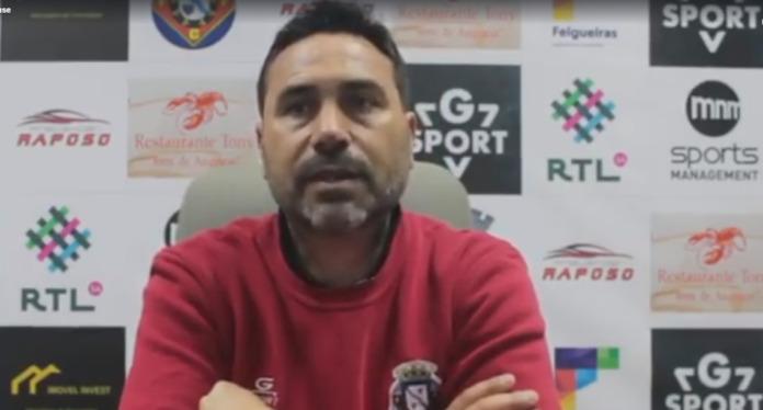 Rui Ferreira, Treinador do FC Felgueiras - Semanário de Felgueiras