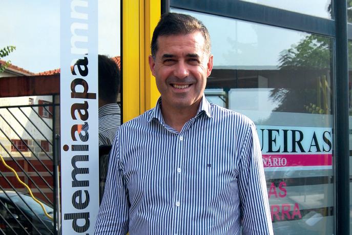 Jorge monteiro, Presidente da Junta de Regilde - Semanário de Felgueiras
