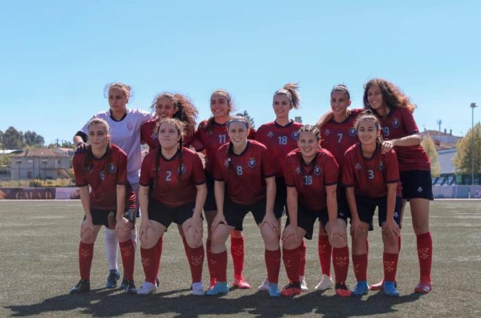 FC Felgueiras equipa feminina - Semanário de Felgueiras