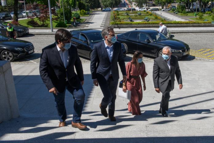 Ministro Pedro Nuno Santos garante reabilitação do Bairro João Paulo II - Semanário de Felgueiras