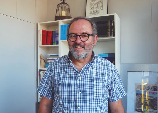 António Peixoto é o candidato da CDU à Câmara Municipal de Felgueiras - Semanário de Felgueiras