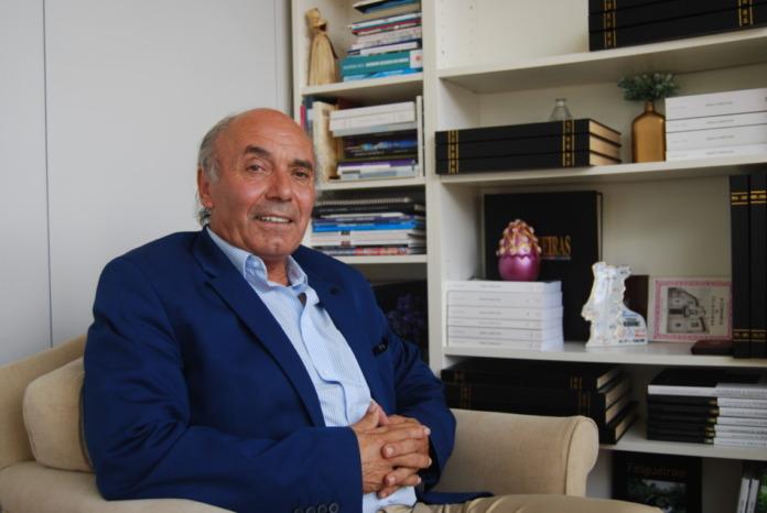 José Lemos, candidato à União de freguesias de Margaride - Semanário de Felgueiras
