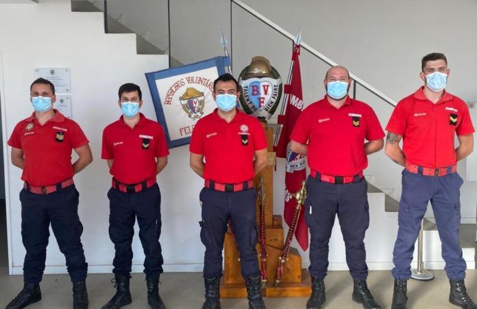 Bombeiros de Felgueiras EIP2 - Semanário de Felgueiras